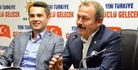 Milletvekili Şahin Tin, Ak Parti Merkezefendi teşkilatına seslendi