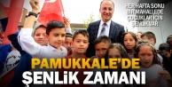 Pamukkale Belediyesi'nden çocuklara özel şenlik