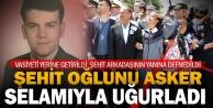 Şehit astsubay Cengiz Tokur, Ankara#039;da toprağa verildi