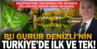 Türkiye#039;deki ilk ve tek Yeşil Bayrak İncilipınar#039;da