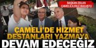 Başkan Osman Zolan: Hizmet destanları yazmaya devam edeceğiz