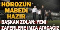 Başkan Osman Zolan: Yeni zafer ve başarılara imza atacağız