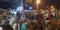 Boğaziçinde imece usulü festival tadında...
