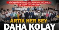 Büyükşehir, e-Belediye Bilgi Sistemine geçti