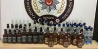 Kaçak içki operasyonu: 6 gözaltı