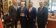 MHP Lideri Bahçeliye Çaldan davet