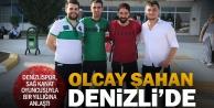 Olcay Şahan Denizlispor#039;da