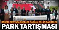 CHP, 8 yıl önce yapılan parkı Kılıçdaroğluna açtırdı iddiası sosyal medyanın gündeminde: #HazıraKonucuCHP