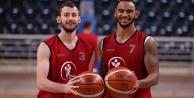 Denizli Basketin yabancı oyuncuları iddialı