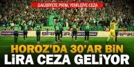 Denizlispor#039;da futbolculara ceza geliyor