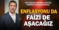 DTO Başkanı Erdoğandan MBnin faiz indirimine değerlendirme