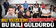 Hayırsever Naile-Mehmet Uyanıkın 1.7 milyon lira bağışla yaptırdığı Anadolu Lisesi açıldı