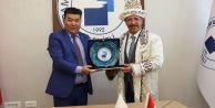 PAÜ ile Kırgızistan Üniversitesi 'değişim anlaşması yaptı