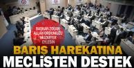 Büyükşehir Meclisi#039;nden Barış Pınarı Harekatı#039;na destek