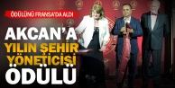 Çal Belediye Başkanı Akcan'ı 'Yılın Şehir Yöneticisi' ödülü