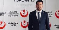Denizlili Ahmet Tarık Sarı BBP Genel Başkan Yardımcısı oldu
