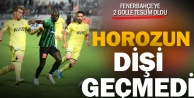Denizlispor, Fenerbahçe maçında da kötü gidişini durduramadı