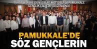 Pamukkale Gençlik Çalıştayı düzenlendi