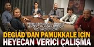 Pamukkale'de Dönüşüm Seninle Başlıyor Projesi tüm hızıyla devam ediyor