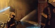 Sinemada yangın