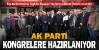 Ak Partiden ilçelerde kongre buluşmaları