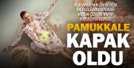 Alman FAZ Magazin Dergisi Pamukkale kapağıyla çıktı