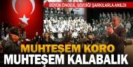 Büyükşehir#039;den 10 Kasım Konseri: Büyük Önder, sevdiği şarkılarla anıldı