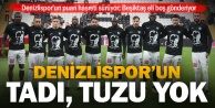 Horoz dibe çakıldı: Beşiktaş: 1  Y. Denizlispor: 0