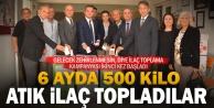 Sarayköy'de atık ilaç toplama kampanyasının ikincisi başladı