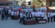 Sarayköy'de TÜBİTAK destekli bilim fuarı
