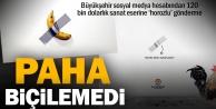 Büyükşehir#039;den 120 bin dolarlık muza; Denizli Horozu göndermesi
