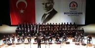 Büyükşehir#039;den Türk Halk Müziği Korosu konseri