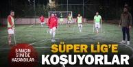 Denizli#039;nin ampute futbol takımı Süper Lig yolunda