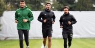 Denizlispor#039;da Trabzonspor maçı hazırlıkları başladı