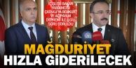 İçişleri Bakan Yardımcısı Çataklıdan Bozkurt ve Acıpayam açıklaması