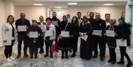 Sarayköy'de 37 kişi ilkyardım kursu aldı