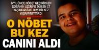 17 yaşındaki genç epilepsi nöbeti sonrası hayatını kaybetti