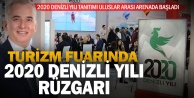 quot;2020 Denizli Yılıquot; dünyanın en büyük turizm fuarında
