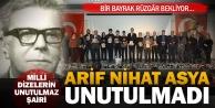 Büyükşehir, Arif Nihat Asya#039;yı unutmadı
