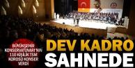 Büyükşehirden Türk Sanat Müziği Konseri