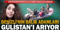 Denizlinin balık adamları Tuncelide Gülistanı arıyor