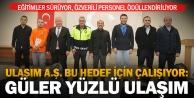Denizlinin Güler yüzlü ulaşımı: Ulaşım A.Ş.
