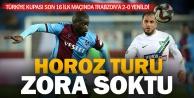 Denizlispor, Türkiye Kupasında tur atlama şansını Denizliye bıraktı