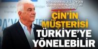 DSO Başkanı Keçeci: Çin müşterileri için en güvenilir pazar Türkiye olabilir