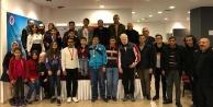 Görme engelli satranç şampiyonları