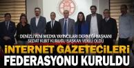 İnternet Gazetecileri Federasyonu kuruldu