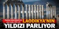 Laodikya Antik Kenti#039;ne 2019#039;da rekor ziyaretçi