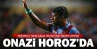 Trabzon Onaziyi serbest bıraktı, Denizlispor imzayı attırıyor