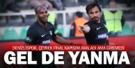 Türkiye Kupasında Denizlispor penaltılarla elendi