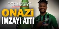 Yukatel Denizlispor, Nijeryalı oyuncu Onazi#039;yi transfer etti